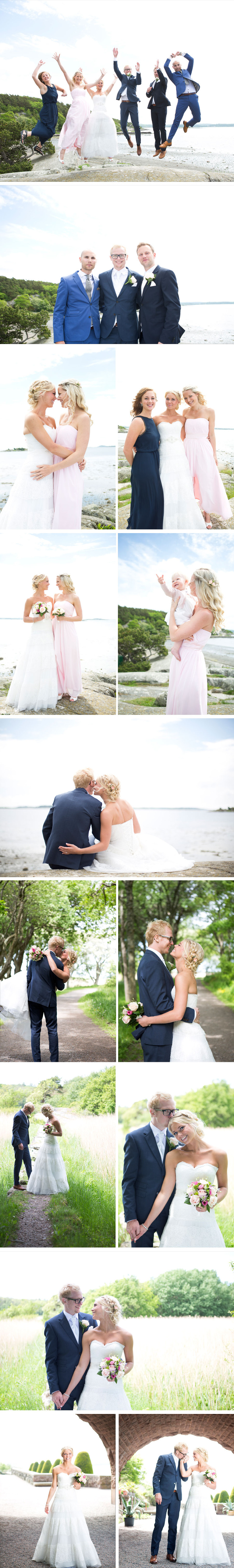 Bröllopsfotografering-Tjolöholm